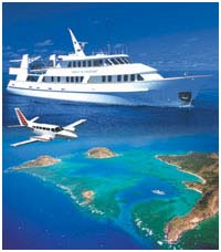 Coral Sea Scuba Dive Expeditions with Spirit of Freedom
