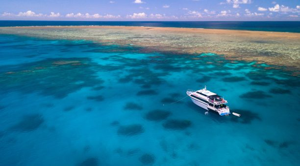 PADI diving course Great Barrier Reef