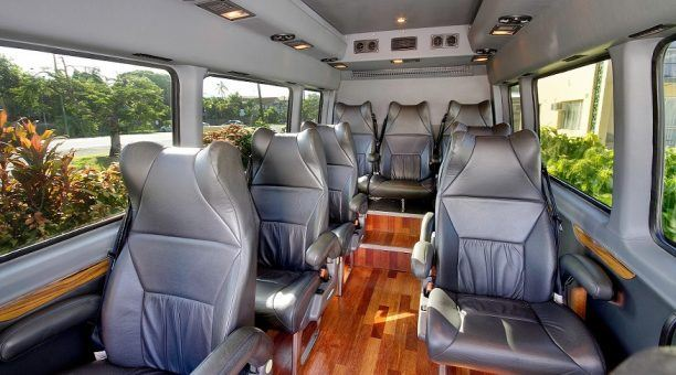 Travel in style and comfort
